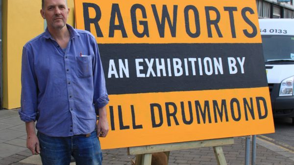 Event: Bill Drummond Take Down Party