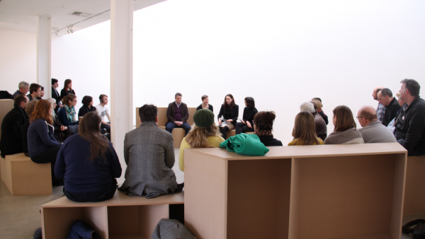 Event: The Artist Proposes: Study Day, 18 January 2014