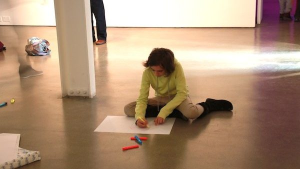 Event: Drawing for Play: for under-5s, 28 August 2014
