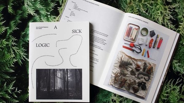 Event: Book Launch: A Sick Logic, Anna Chrystal Stephens and Glen Stoker