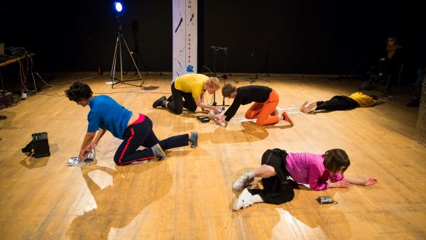 Event: Movement, Space and Choreography Family Workshop