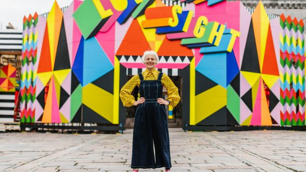 Event: WEB/SITE Spaces for Creation: Morag Myerscough