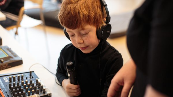 Event: Family Workshop – Beats with Joseph Bond